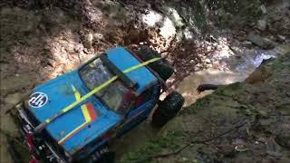 slow motion rc car