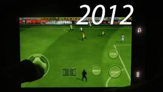 Реальный Футбол 2012 Rus Android
