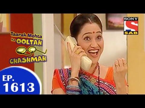Taarak Mehta Ka Ooltah Chashmah - तारक मेहता - Episode 1613 - 23rd February 2015 video