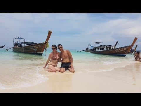 TAJLANDIA 2018 Bangkok Krabi Phi Phi Phuket