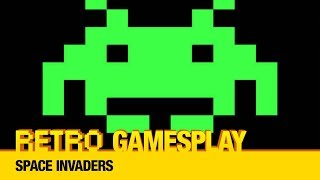 Retro GamesPlay - Space Invaders + Extra Round - Cadillacs and Dinosaurs