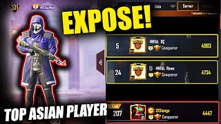"""LIVE BAN"" ASIAN NO.1 PLAYERS HACKING EXPOSE 