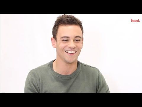 Tom Daley gushes about One Direction, Cheryl Cole and his new show