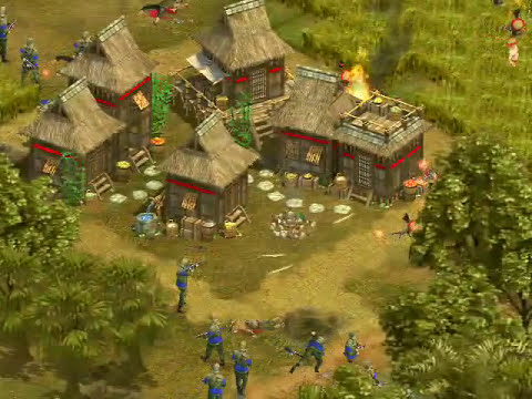 Rise Of Nations:Thrones And Patriots trailer