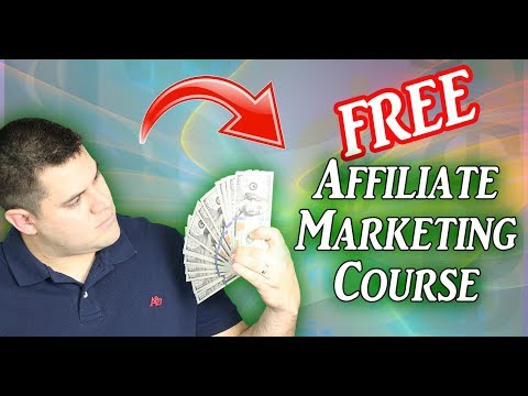 How To Make Your First $1,000 With Affiliate Marketing - FREE Affiliate Course