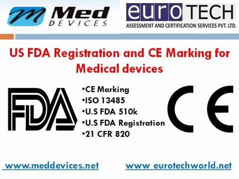 US FDA Registration for Medical devices
