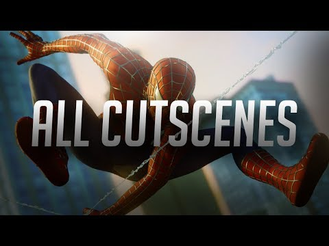 Spider-Man PS4 (Sam Raimi Suit) All Cutscenes