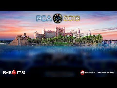 Супертурнир хай-роллеров PCA с бай-ином $100 000, день 2 (с показом закрытых карт)