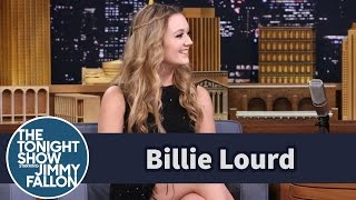 Billie Lourd Felt Awkward Being Princess Leia