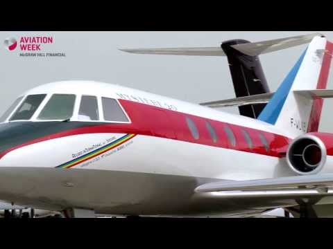 Paris Air Show 2013: Biz Jets
