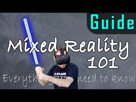 How to Configure and Edit Mixed Reality Videos