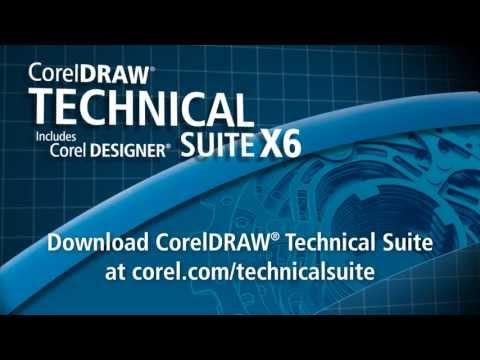CorelDRAW® Technical Suite X6 - Introduction