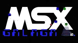 Galaga 2.0 MSX