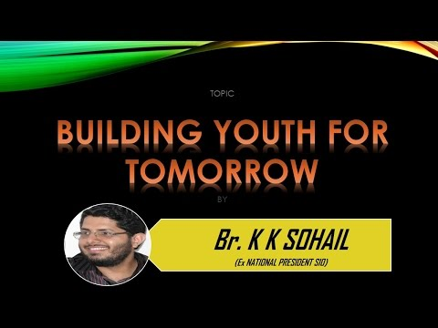 Building youth for tomorrow