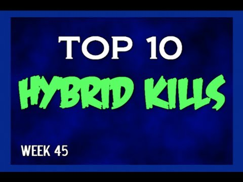 Runescape Chris Archie's Top 10 Hybrid Kills - Week 45