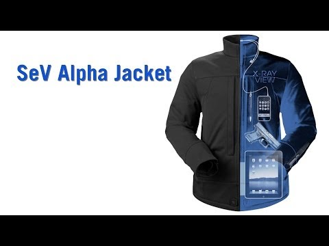 SeV Alpha Jacket from ThinkGeek