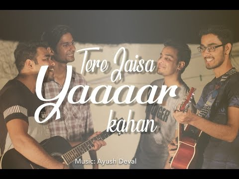 Tere Jaisa Yaar Kahan | Kishore Kumar | Yaarana 1981 Songs | Musical Mentals