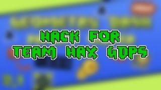 [HACK][TeamHax GDPS noclip & teleport][GEOMETRYDASH 2.1] | by AndxArtZ | [HD]