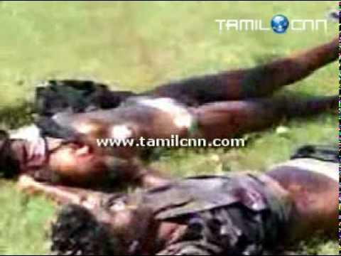 War crime evidence in sri Lanka
