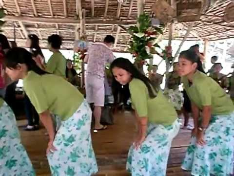 Loboc River Cruise - Citizens of Loboc Welcome Tourists w