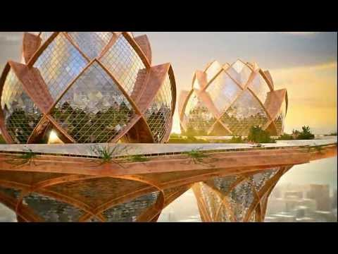 City in the Sky - concept architecture