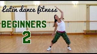 Latin Dance Fitness, Beginners 2