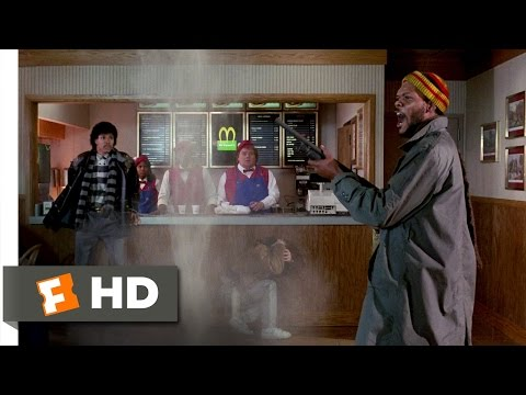 Unhappy Meal - Coming To America (8/10) Movie CLIP (1988) HD