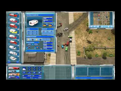 911 First Responders: LA mod - Freeplay Episode 2 (HD)