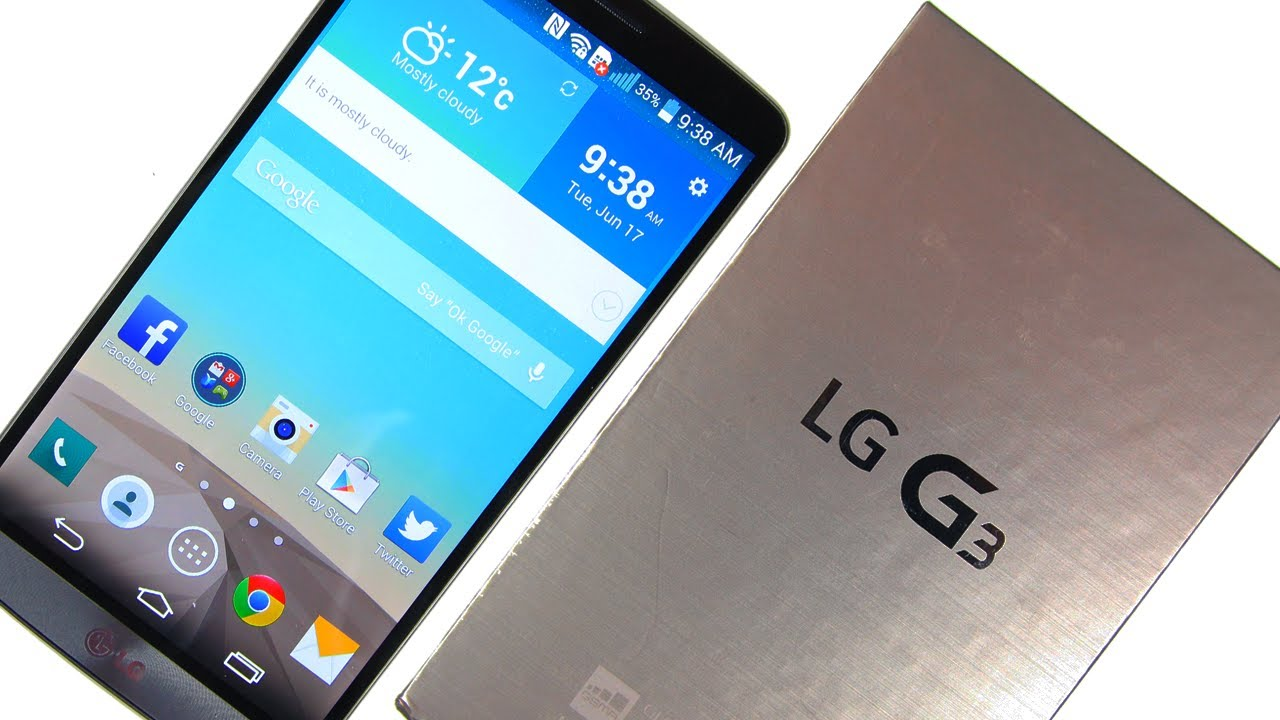 how to find lg g3 how much ram