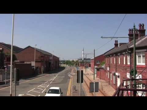 Views of Birkenhead From an Open-top Vintage Tram