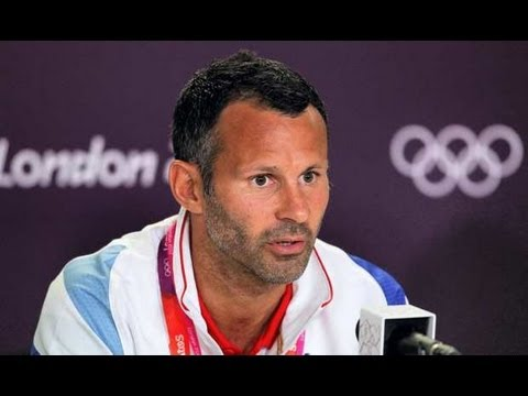 July 17   Giggs hopes Team GB continues after London 2012