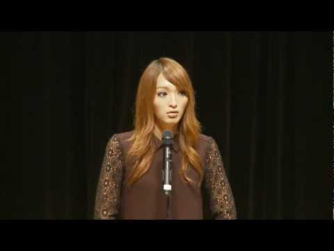 2012.10.28 人権シンポジウム in 東京 ? (佐藤かよさん トークショー)