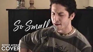 Download Lagu Carrie Underwood - So Small (Boyce Avenue acoustic cover) on Spotify & Apple Gratis STAFABAND