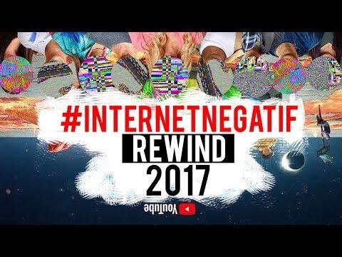 Youtube Rewind Internet Negatif 2017