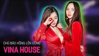 NONSTOP Vinahouse 2019 | Chú Báo Hồng Lên Đồng - DJ Anh Phiêu | Nhạc Sàn Remix Hay Nhất 2019