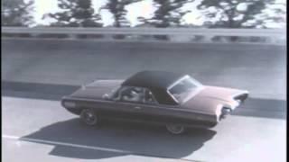 Chrysler Turbine Car Tested
