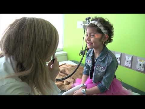 Lurie Children's Stories of Hope: Alyssa Fighting Leukemia