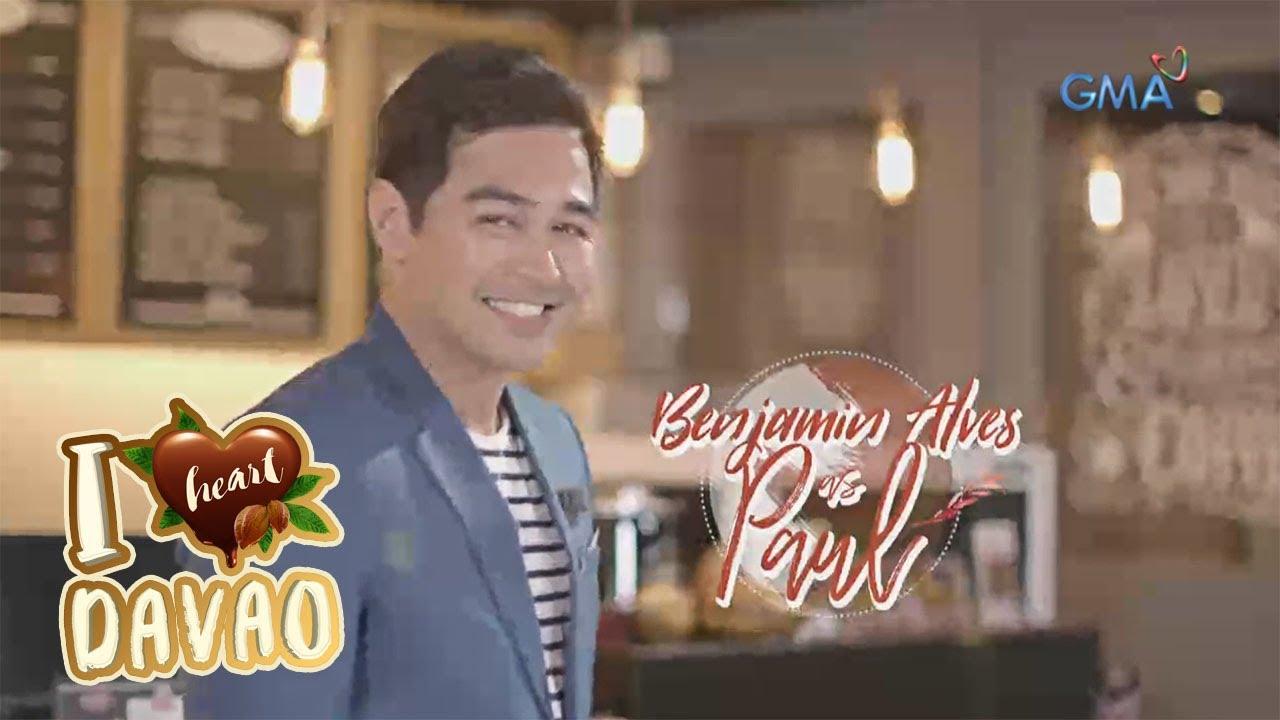 I Heart Davao: Benjamin Alves bilang Paul