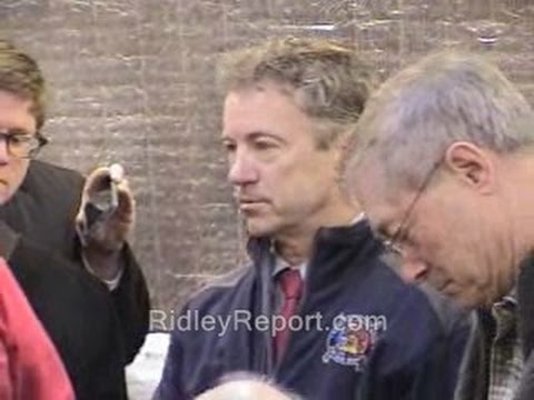 Gun club unceremoniously ejects media from Rand Paul presentation