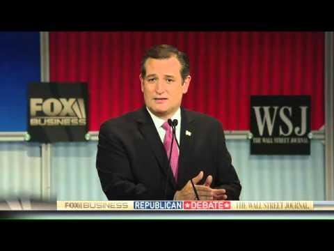 FBN/WSJ GOP debate part 7