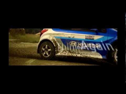 Hyundai i20 WRC, промо-видео