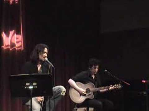 Constantine Maroulis - Hallelujah Video