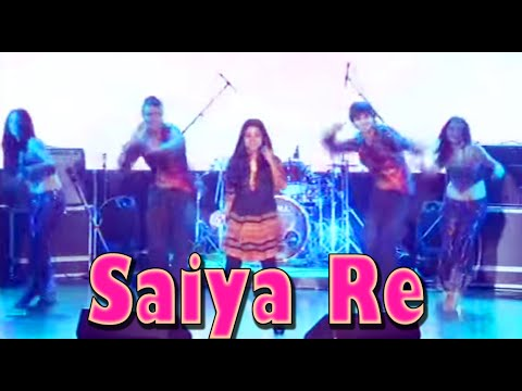 Shilpa Rao - Saiya Re - Seagram's FUEL Music Day
