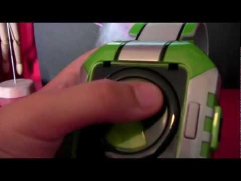 ben 10 omniverse omnitrix touch toy review
