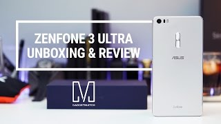 Asus Zenfone 3 Ultra Unboxing & Review