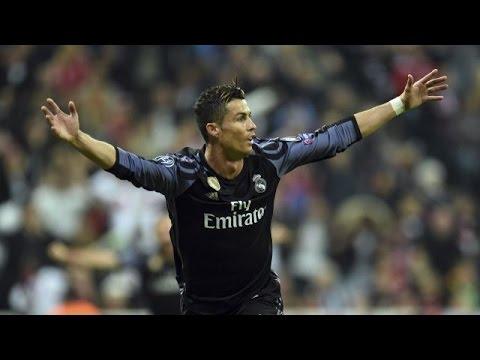 Ronaldo Goal vs Bayern Munich 1-1 (12042017)