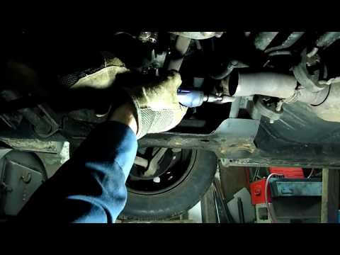 Exhaust Flex Pipe Replacement