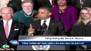 Pht biu u tin sau ti c c ca Tng thng M Obama