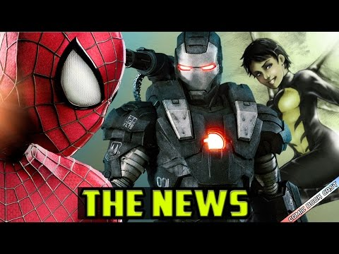 Robert Downy Jr. Teases Spider-Man, HULK missing after AOU, NEW Avengers Team after AOU, Wasp in MCU