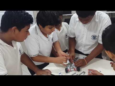 Construcción Del Robot